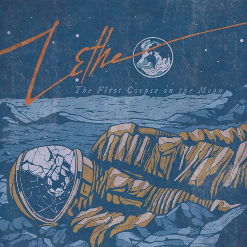 Lethe - The First Corpse on the Moon (2017)