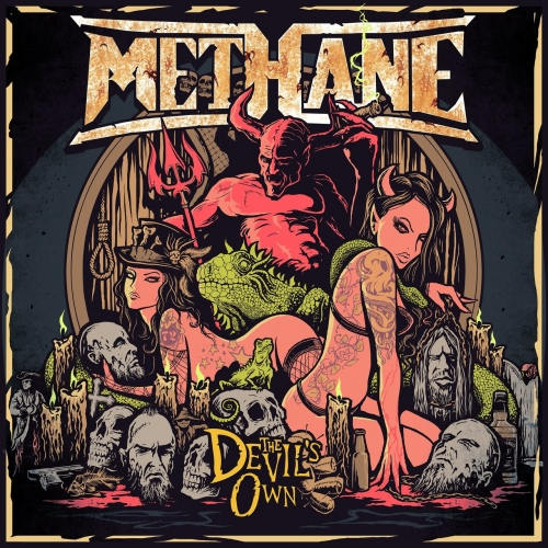 Methane - The Devil's Own (2017)