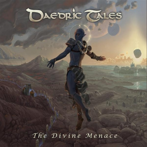 Daedric Tales - The Divine Menace (2017)