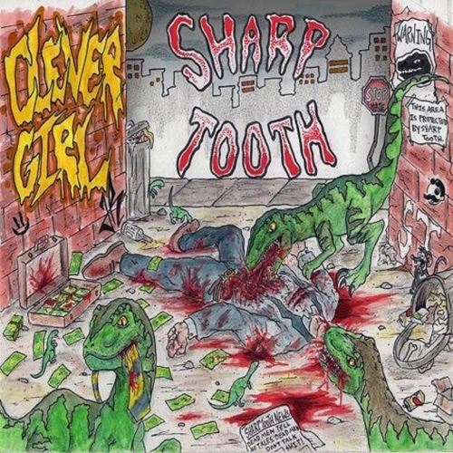 Sharptooth - Clever Girl (2017)