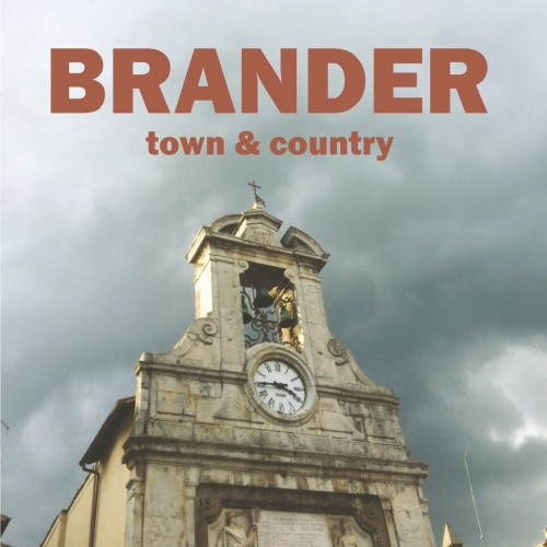 Peter Brander - Town & Country (2017)