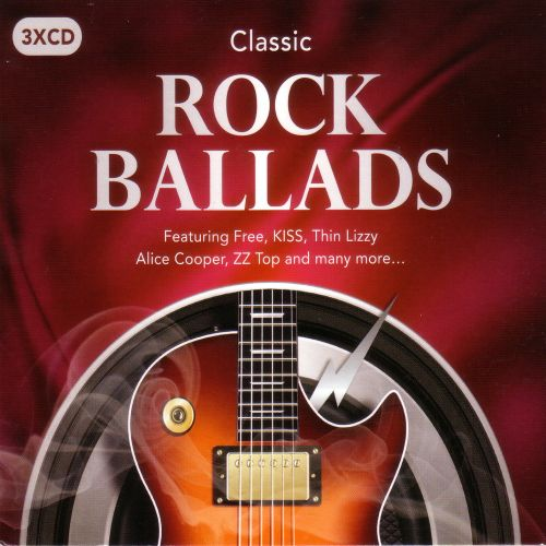 Various Artists - Classic Rock Ballads (2017)