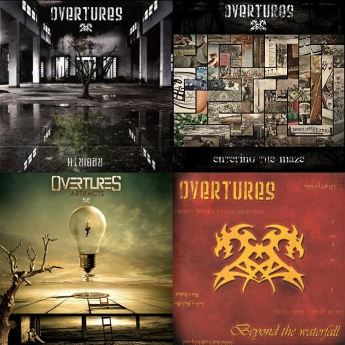 Overtures - Collection (2011-2016)