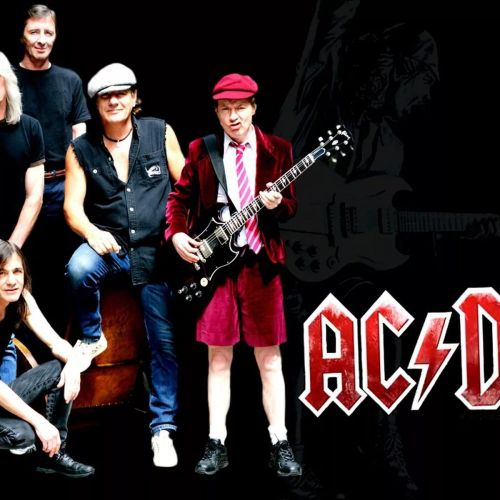 AC/DC - Discography (1975-2016)