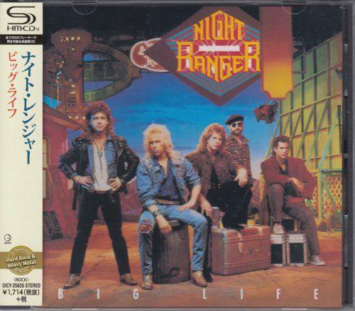 Night Ranger - Big Life (1987) [2016, Japanese SHM-CD]