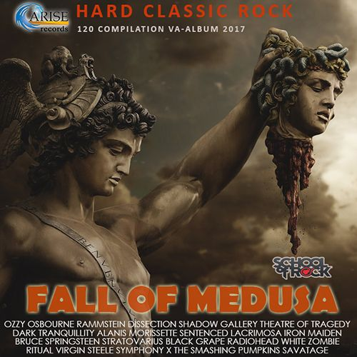 Various Artists - Fall of Medusa: Hard Classic Rock 90S (2017)