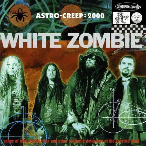 White Zombie - Discography (1986-2008)