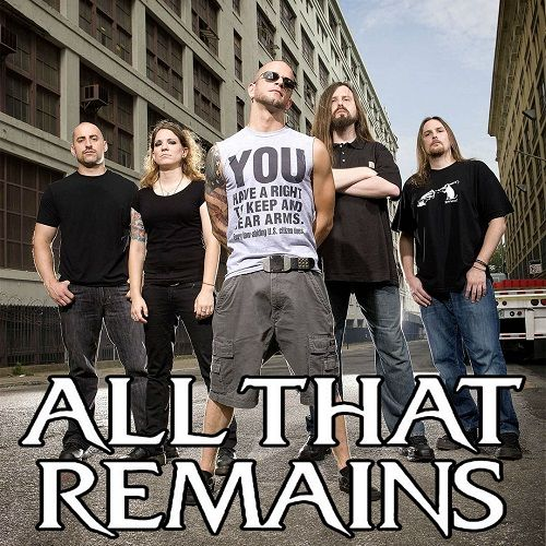 All That Remains - Discography (1999-2018)