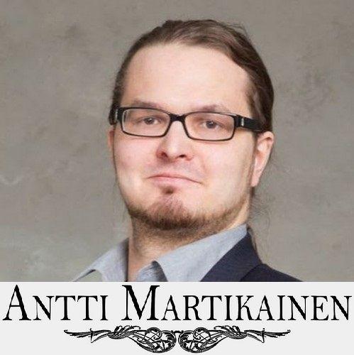 Antti Martikainen - Discography (2013-2017)