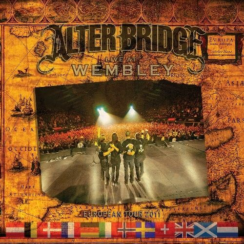 Alter Bridge - Discography (2004-2016)