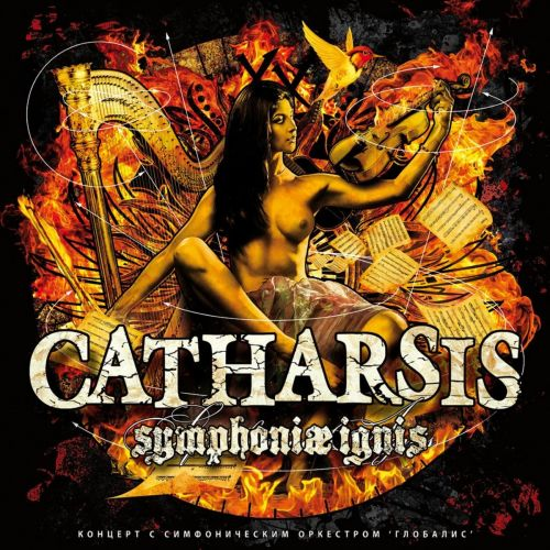 Catharsis - Symphoniae Ignis (2017) (DVD9)