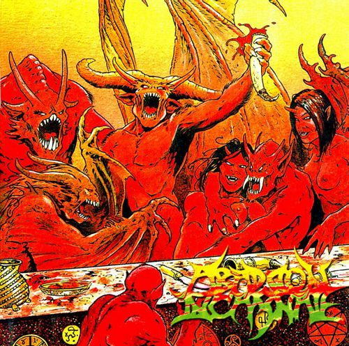 Abaddon Incarnate - The Last Supper (1999)