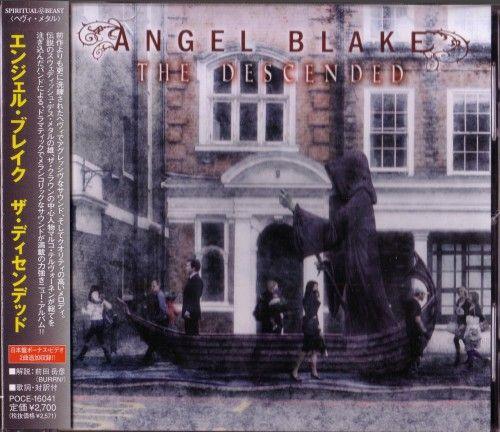 Angel Blake - The Descended [Japanese Edition] (2008)