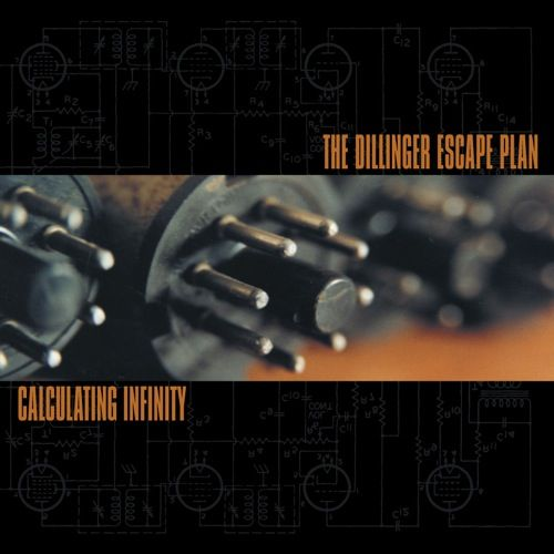 The Dillinger Escape Plan - Discography (1997-2016)