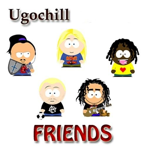 Ugochill - Friends (2017)