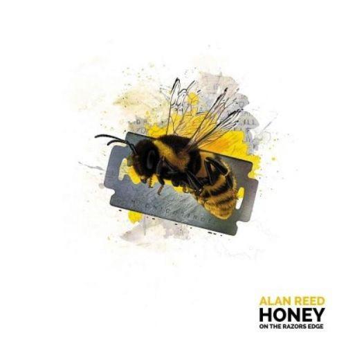 Alan Reed (Pallas) - Honey On The Razor's Edge (2017)