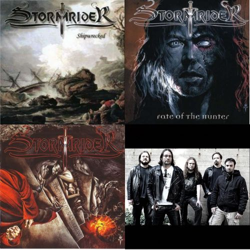 Stormrider - Collection (2005-2012)
