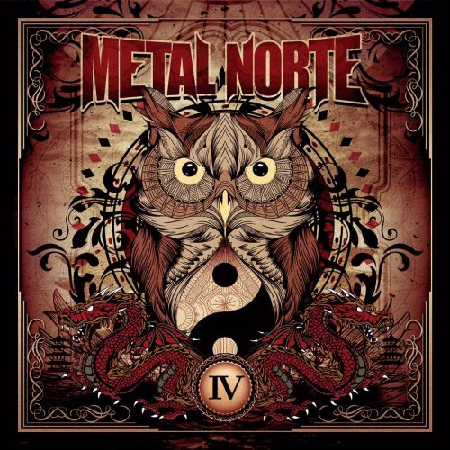 Varioust Artist - Metal Norte IV (2017)