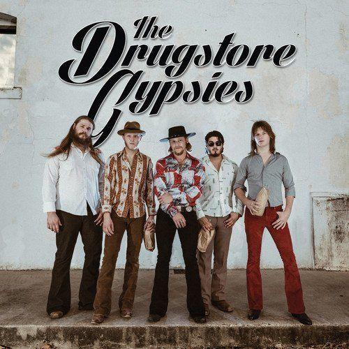 The Drugstore Gypsies - The Drugstore Gypsies (2017)