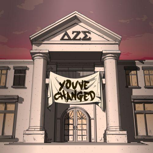 Glazed - You've Changed (2016)
