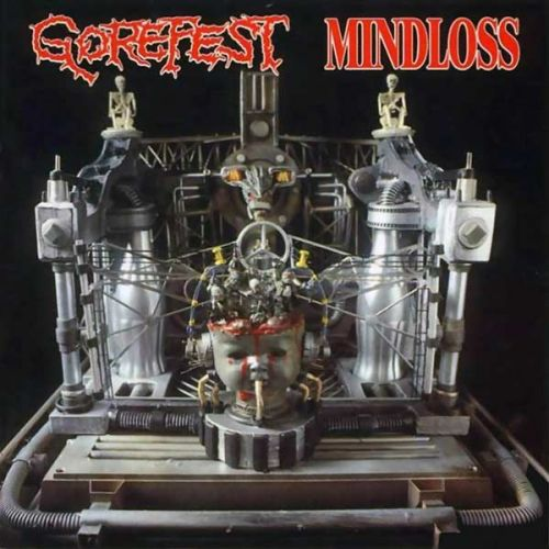 Gorefest - Discography (1991-2007)