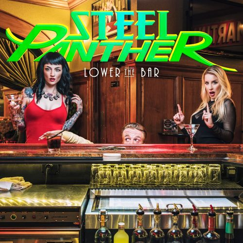 Steel Panther - Lower the Bar (Deluxe Edition) (2017)