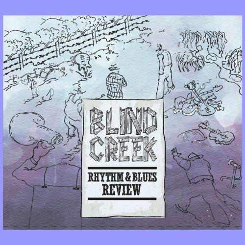 Blind Creek Rhthym & Blues Review - Blind Creek Rhthym & Blues Review (2017)