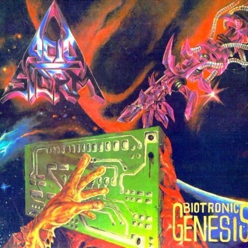 Acid Storm - Biotronic Genesis (1991) [Remastered 2016]
