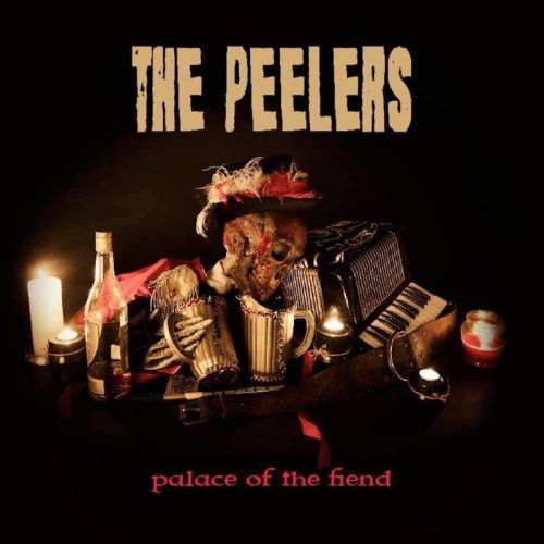 The Peelers - Palace Of The Fiend (2017)