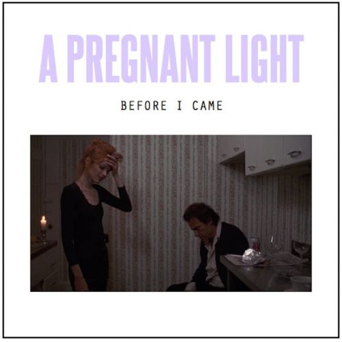 A Pregnant Light - Before I Came [Compilation] (2014)