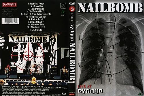 Nailbomb – Live At Dynamo 1995 (2005) [DVD5]