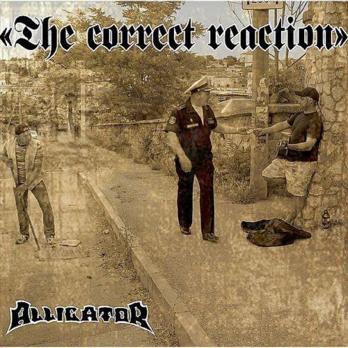 Alligator - The Сorrect Reaction (2016)