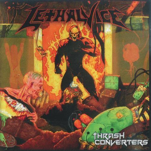 Lethal Vice - Thrash Converters (2014)