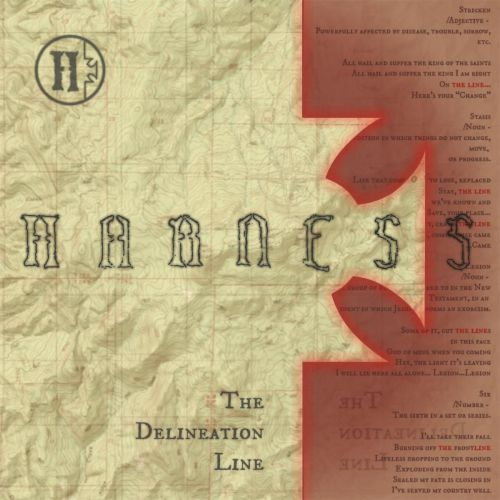 Harness Unseen - The Delineation Line (2017)