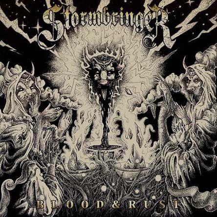 Stormbringer - Blood & Rust (2015)