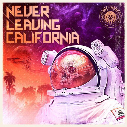 Greg Ieronimo - Never Leaving California (2017)