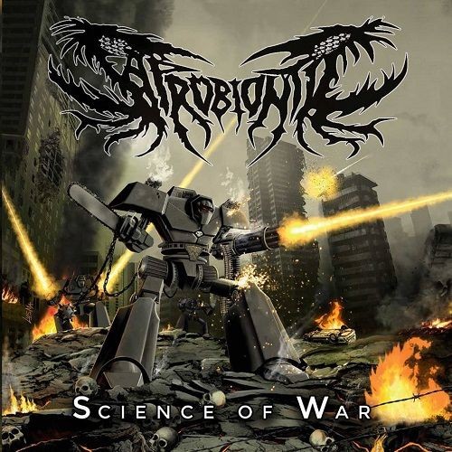 Saprobiontic - Science Of War (2017)