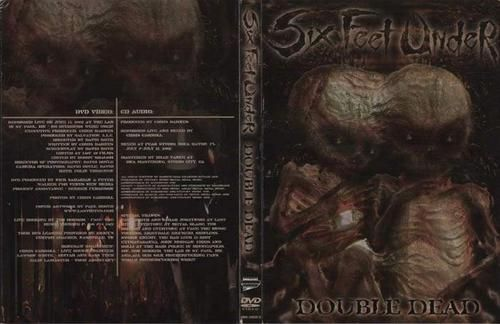 Six Feet Under ‎– Double Dead (2002) (DVD5)