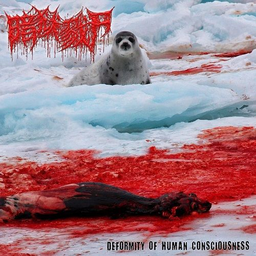The Dark Prison Massacre - Deformity Of Human Consciousness (2017)