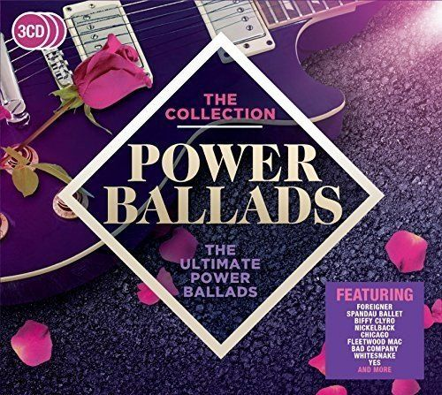 VA - The Collection - Power Ballads - The Ultimate Power Ballads (2017)