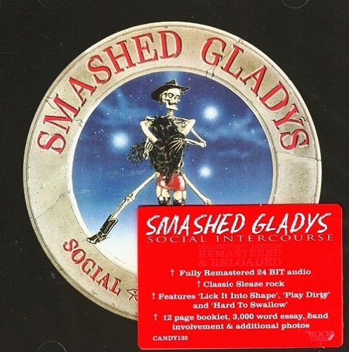 Smashed Gladys - Social Intercourse [Rock Candy Remastered] (2011)