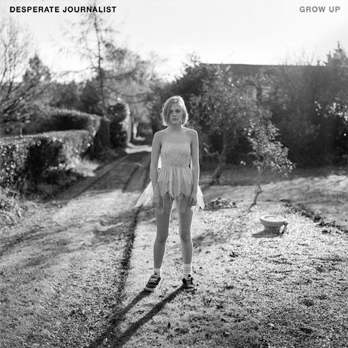 Desperate Journalist - Grow Up (2017)
