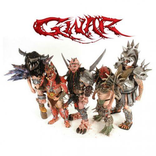 Gwar - Discography (1988-2017)