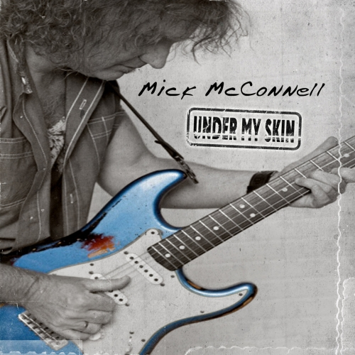 Mick McConnell - Under My Skin (2017)