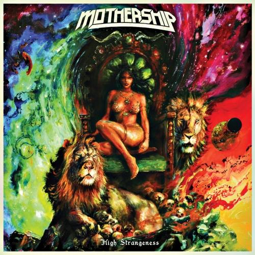 Mothership - High Strangeness (2017)