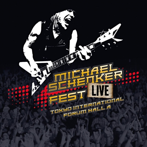 Michael Schenker - Fest - Live Tokyo International Forum Hall A (2017)