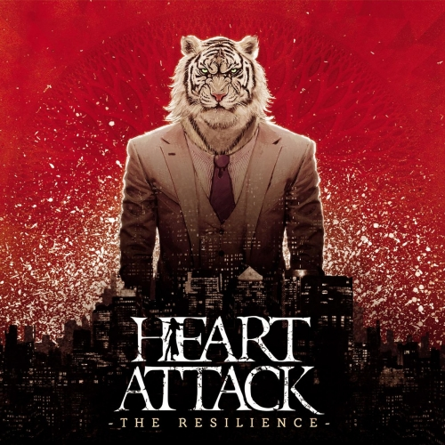 Heart Attack - The Resilience (2017)