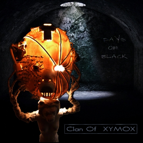 Clan Of Xymox - Days of Black (2017)
