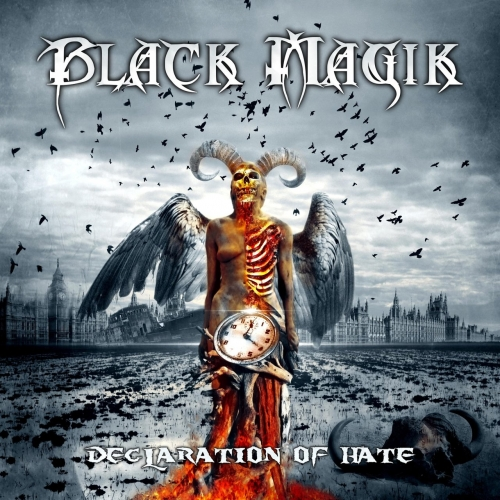 Black Magik - Declaration of Hate (2017)