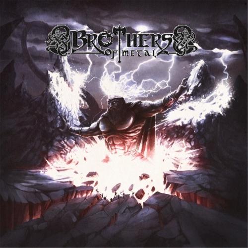 Brothers of Metal - Prophecy of Ragnarök (2017)